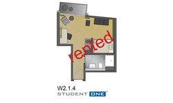 Apartment 1. UF Nr. W.2.1.4