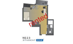 Apartment 2. UF Nr. W.2.2.3