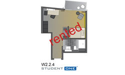 Apartment 2. UF Nr. W.2.2.4