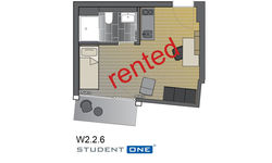 Apartment 2. UF Nr. W.2.2.6