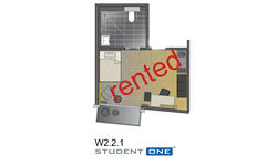 Apartment 2. UF Nr. W.2.2.1